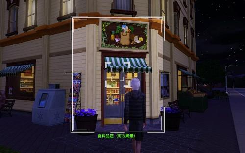 camera-Food store