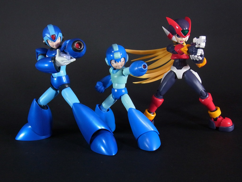 MEGAMAN!Super Fighting Robot! Megamaaaaaaan!