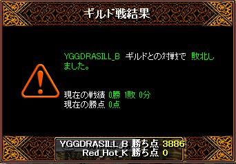 RedStone 13.02.27 結果
