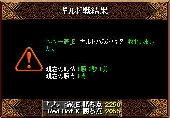 RedStone 13.03.17 2 結果