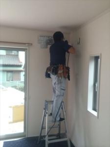 エアコン工事3