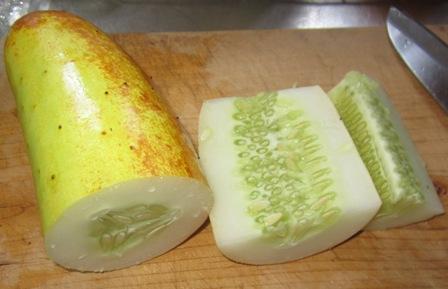 沖縄野菜赤毛瓜 (4)