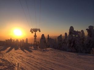 2014 写真 蔵王の樹氷4
