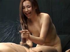 ベロチュウ乳首責め・上目遣いフェラ・淫語手コキでザーメン&男潮を大噴射させます!