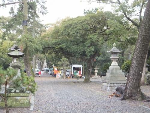 焼津神社deマルシェ♪