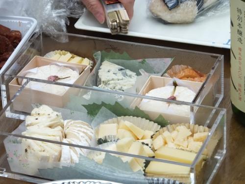 チーズ各種♪