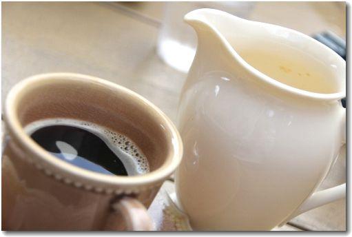 ホットコーヒー♪