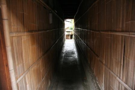 竹の路地_H24.11.10撮影