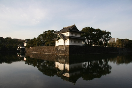 皇居辰巳櫓_H25.01.13撮影