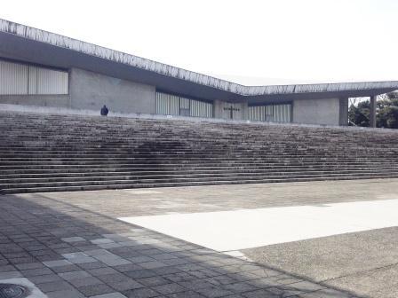 駒沢公園南大階段_H25.02.28撮影
