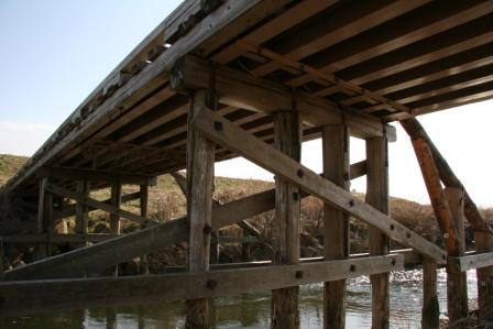 島田橋_橋下から_H25.03.02撮影