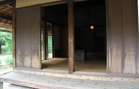 江戸東京たてもの園綱島家_H25.06.09撮影