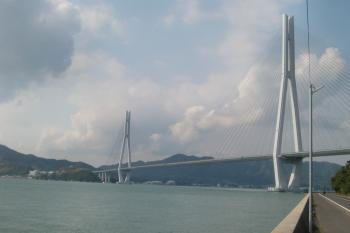 多々羅大橋①