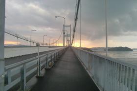 来島海峡大橋②