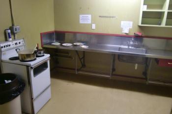 クロムウェル キッチン