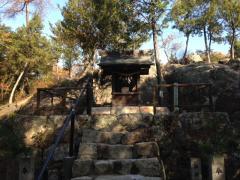 ヒプノセラピー スピリチュアルライフ 石上布都魂神社 磐座