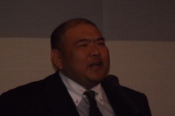DSCF3691川上会長挨拶