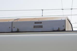 デオ722屋根上・SIV