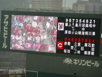 12.8.14 今日のスタメン