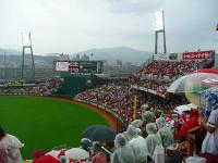 12.8.14 雨で遅延