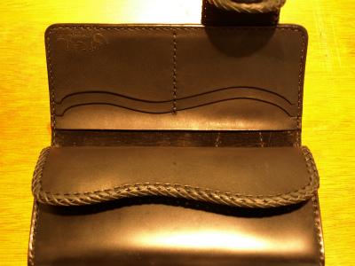 革製品・革小物【STEAL】革製品日記
