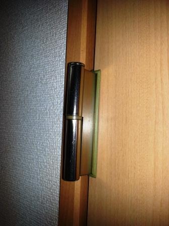 グリーンパレス206のドア3