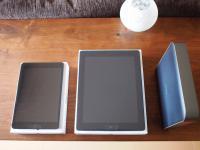 iPadとiPad miniと無線LANルータ