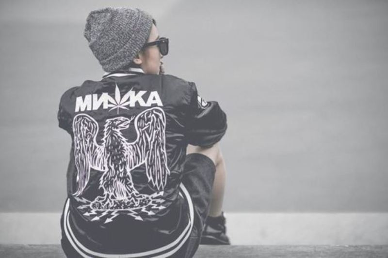 Mishka 2014 Holiday LookBook STREETWISE ストリートワイズ ルックブック 神奈川 藤沢 湘南 スケート ファッション ストリートファッション ストリートブランド