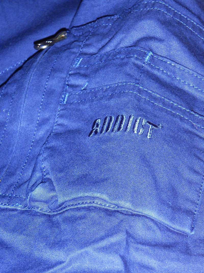 2014 Fall ADDICT Jacket STREETWISE ストリートワイズ ジャケット 神奈川 藤沢 湘南 スケート ファッション ストリートファッション ストリートブランド