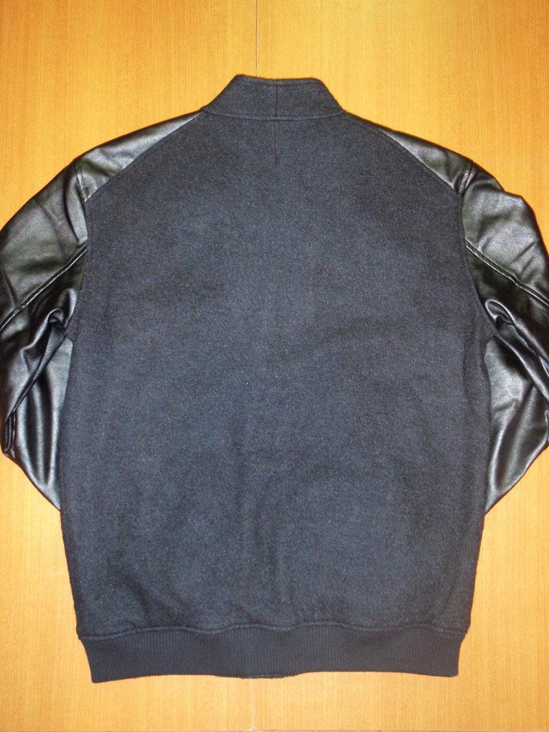 2014 Fall BlackScale Leather Cardigan STREETWISE レザー カーディガン ストリートワイズ 神奈川 藤沢 湘南 スケート ファッション ストリートファッション ストリートブランド