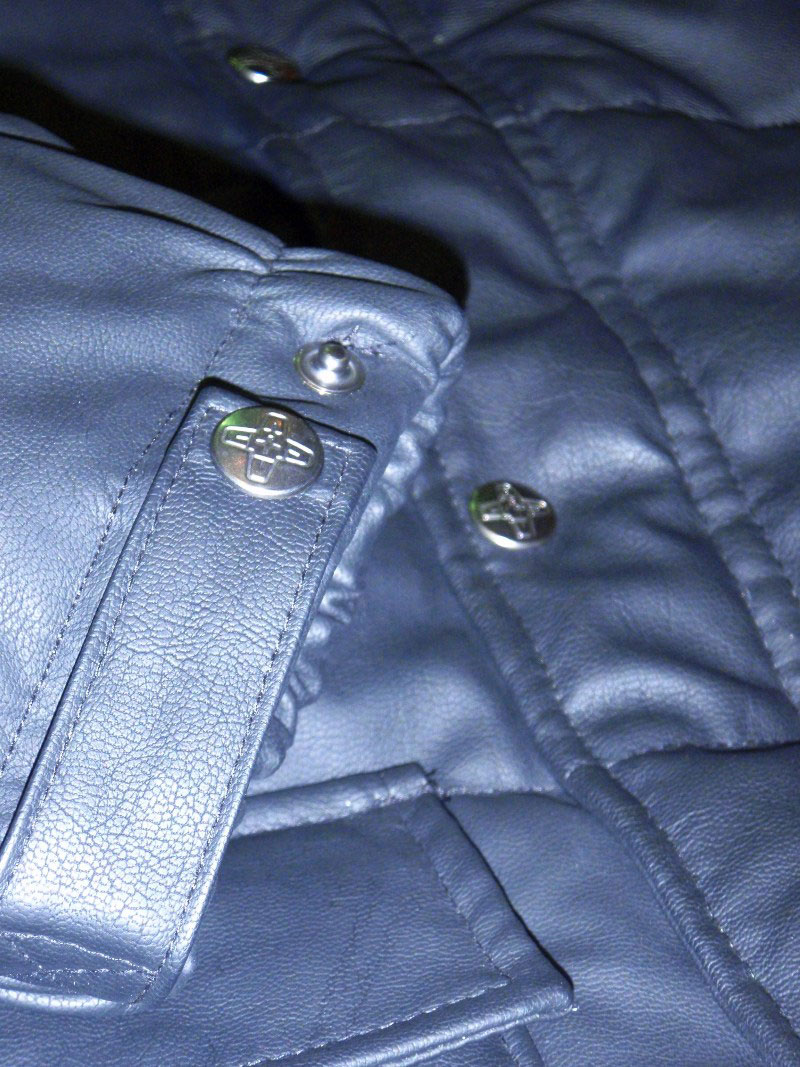 2014 Fall ADDICT Leather Jacket Virtual STREETWISE ストリートワイズ バーチャル レザー ダウンジャケット 神奈川 藤沢 湘南 スケート ファッション ストリートファッション ストリートブランド