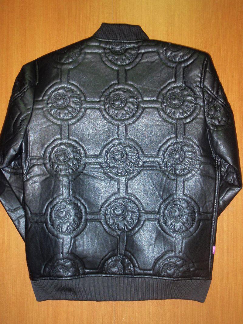 2014 Fall Mishka Bomber Jacket Leather STREETWISE ボンバージャケット ジャケット レザー ストリートワイズ 神奈川 藤沢 湘南 スケート ファッション ストリートファッション ストリートブランド
