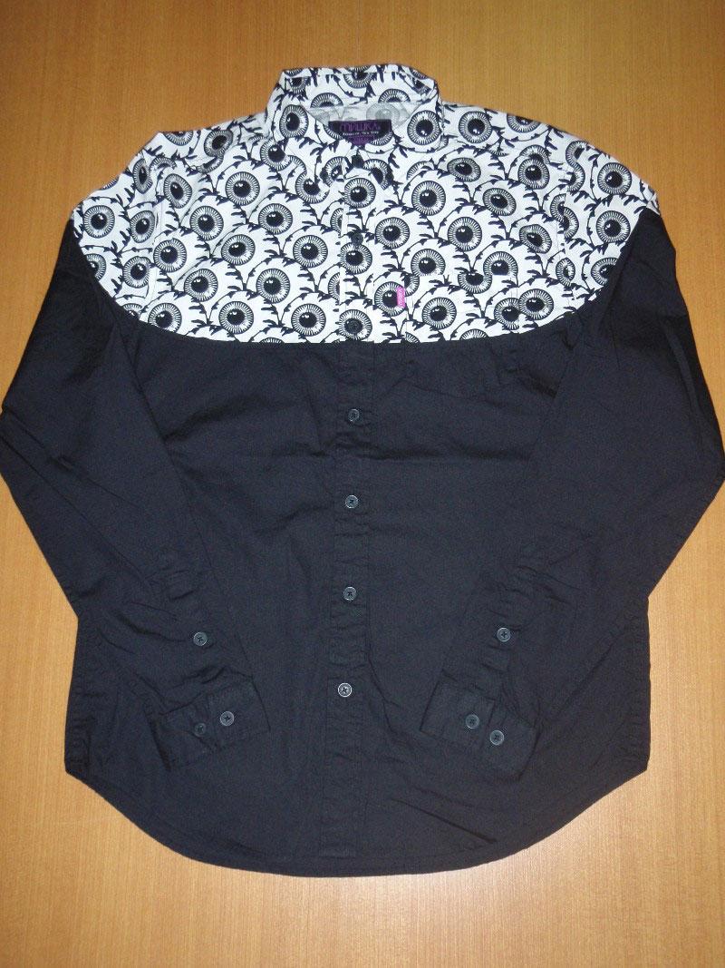 MISHKA HOLIDAY 2014 Button Down Shirt STREETWISE ストリートワイズ 神奈川 湘南 藤沢 スケート ファッション ストリートファッション ストリートブランド