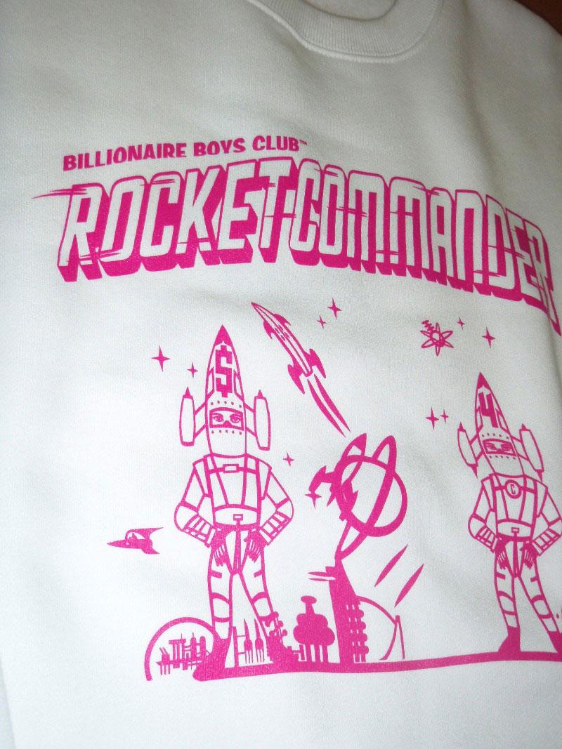 BILLIONAIRE BOYS CLUB HOLIDAY 2014 CREWNECK STREETWISE ストリートワイズ 神奈川 湘南 藤沢 スケート ファッション ストリートファッション ストリートブランド