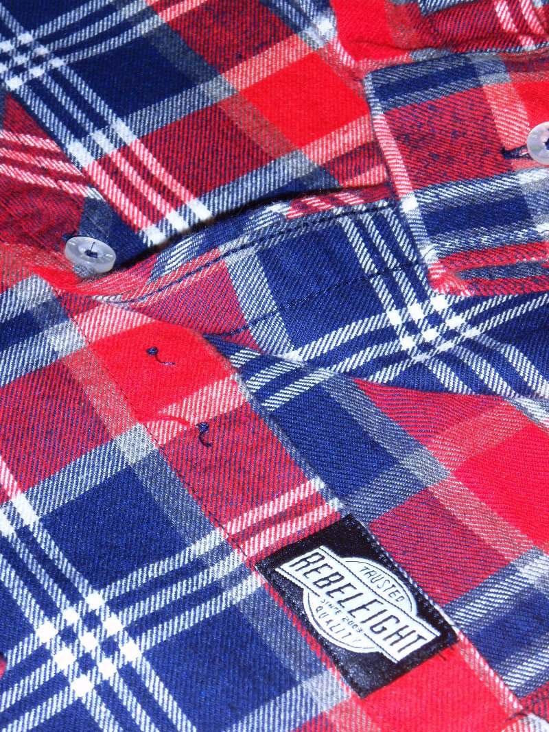 2014 Holiday REBEL8 Shirt STREETWISE シャツ ストリートワイズ 神奈川 藤沢 湘南 スケート ファッション ストリートファッション ストリートブランド