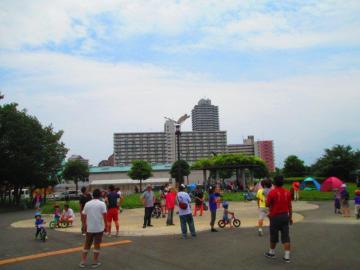 わんさか公園練習会 041