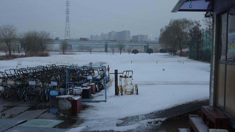 積雪20130213-1