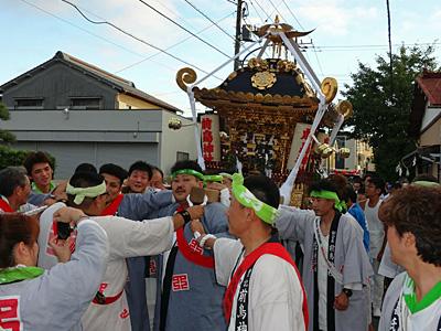 2012 前鳥神社例大祭
