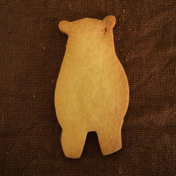 自作クッキー型販売パンダ