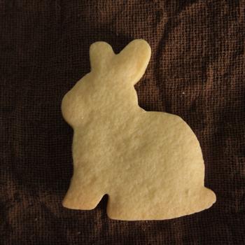 自作クッキー型販売うさぎ