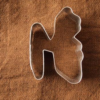 カップにかけられる可愛いクッキー型