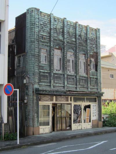 旧藤中靴鞄店①