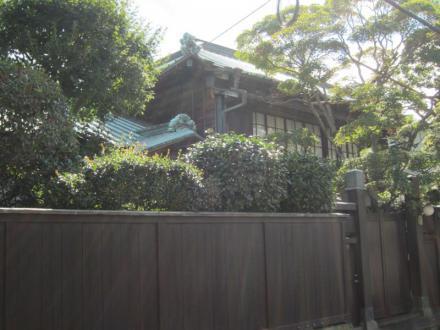 北田町6丁目のO邸②