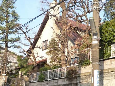 代田6丁目長谷川邸②