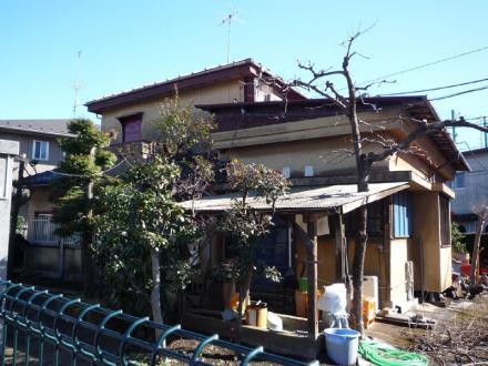 八幡山の洋館⑤