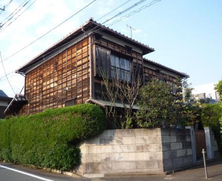 砧の日本家屋