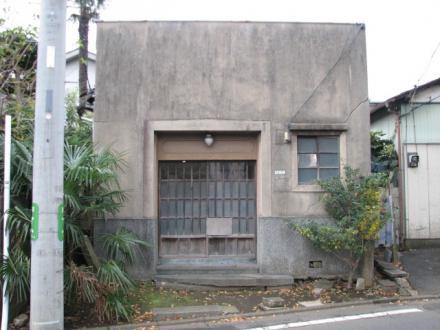 大蔵の平屋家屋①