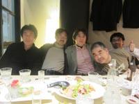 2012年忘年会②