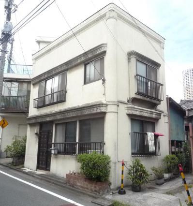 中目黒3の住宅①