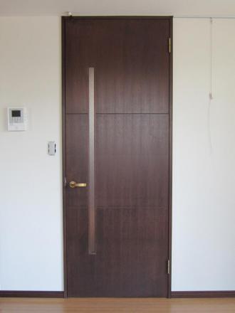 木製建具-主寝室